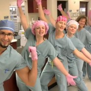 Methodist Mansfield Pink Glove Dance